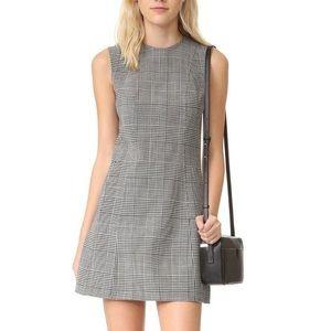 Plaid Halaina Dress With Pockets!!
